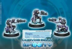 Nagas w/Monofilament Mines