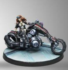 Penthesilea - Amazon Biker (Special Edition)