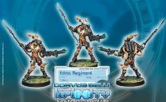 Ectros Regiment w/HMG