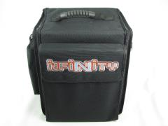 Infinity Alpha Bag w/Foam Trays & Miniature Pack (Horizontal Load Out)