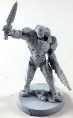 Achilles V2 w/Multi Rifle (Hoplite Armor) #1