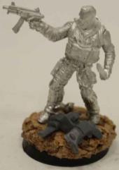 6th Airborne Ranger Regular w/SMG #1