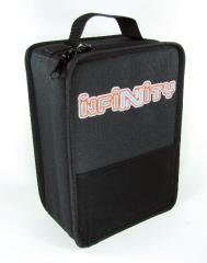 Infinity Beta Bag w/Half Foam Trays