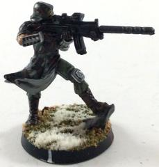 Scout w/Sniper Rifle (Resculpt) #2