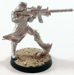 Scout w/Sniper Rifle (Resculpt) #1