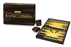 Premium Wooden Backgammon
