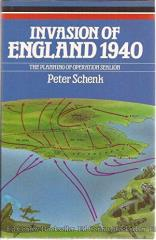 Invasion of England 1940 - The Planning of Operation Sealion