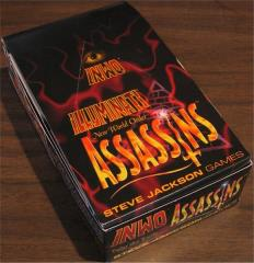 Assassins Booster Box