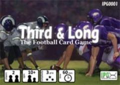 Third & Long - The Football Card Game