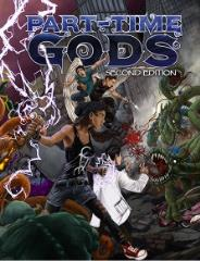 Part-Time Gods (2nd Edition)