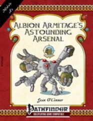 Albion Armitage's Astounding Arsenal