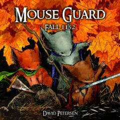 Mouse Guard - Fall 1152 Collected Hardcover