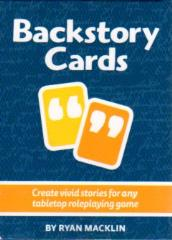 Backstory Cards Deluxe