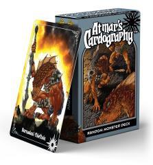 Atmar's Cardography - Random Monster Deck