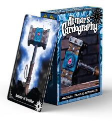 Atmar's Cardography - Magical Items & Artifacts