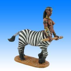Subira - Zebra Centaur