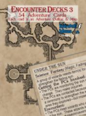 Encounter Deck 3 - Swords & Sorcery