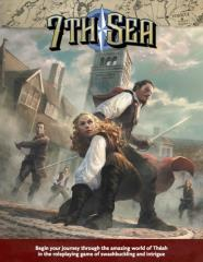 7th Sea (2nd Edition)