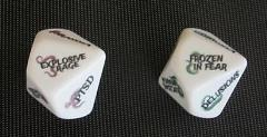 Fear Insanity Dice (2)