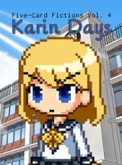 Karin Days - Five-Card Fictions Vol. 4
