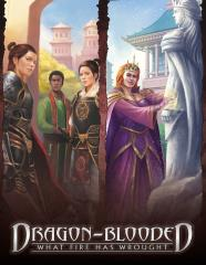 Dragon-Blooded - Storytellers Screen