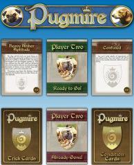 Pugmire Cards