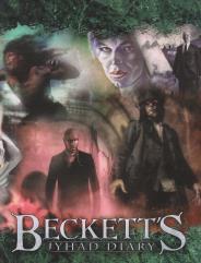 Beckett's Jyhad Diary - Storyteller Screen