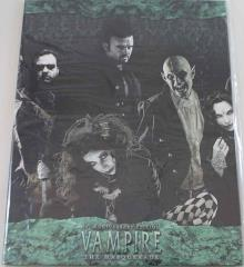 Vampire - The Masquerade 20th Anniversary Storyteller's Screen