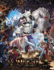 Werewolf - The Apocalypse Storyteller's Screen (20th Anniversary Edition)
