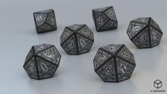Vampire 20th Anniversary Dice Set (10)