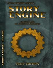 Story Engine - Universal Rules for Scenematic Roleplaying (Plus Edition)