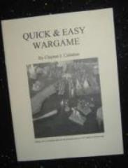 Quick & Easy Wargame