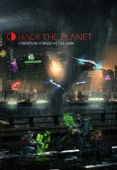 Hack The Planet - Cyberpunk Forged in the Dark