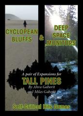 Cyclopean Bluffs & Deep Space Monitors Expansion