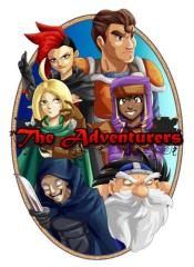 Adventurers, The Card Game