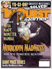 "#103 ""Mega Magic Monster Manual, Mirrodin Madness"""