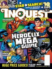 """#109 """"Heroclix Mega Guide, Dragonball GT Card"""""""