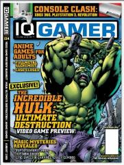 """#124 """"Anime Games For Adults, The Incredible Hulk - Ultimate Destruction Preview"""""""