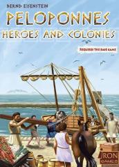 Peloponnes - Heroes & Colonies