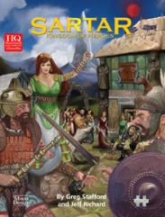 Sartar - Kingdom of Heroes (1st Edition)