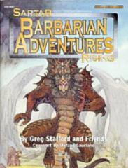 Sartar Rising #1 - Barbarian Adventures
