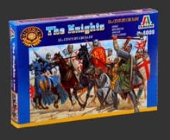 Knights, The - XIth Century Crusade