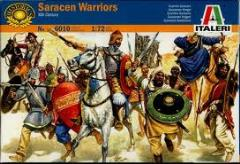 Saracen Warriors - Moor Warriors, XI'th Century Crusade