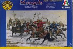Mongols - Golden Hordes, XII'th - XIII'th Century