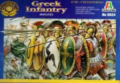 Greek Infantry - Hoplites, IV'th - V'th Century B.C.