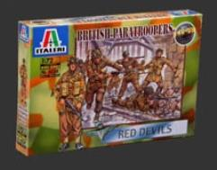 British Paratroopers - Red Devils