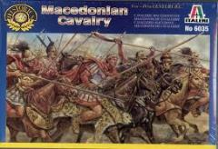 Macedonian Cavalry - V'th - IV'th Century B.C.