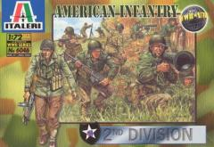 American Infantry - 2nd Division