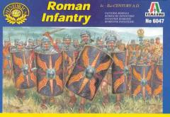 Roman Infantry - 1st - 2nd Century A.D.