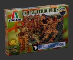 U.S. Paratroopers